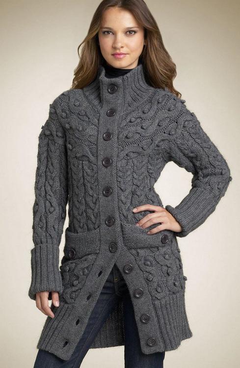 Rankomis megzti moteriski megztiniai